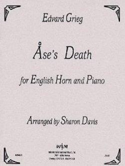 画像1: イングリッシュホルンとピアノのためのオーゼの死  エドヴァルド グリーグ作曲