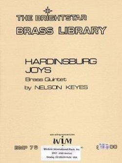 画像1: 金管五重奏のためのハーディンズバーグ・ジョイス ネルソン キーズ作曲
